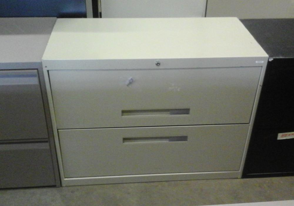 Cole 2 Drawer Filing Cabinet