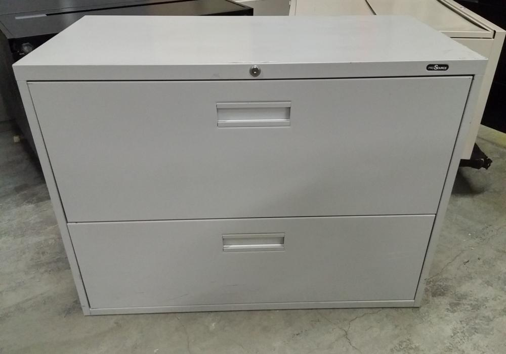 Pro Source 2 Drawer Lateral Filing Cabinet