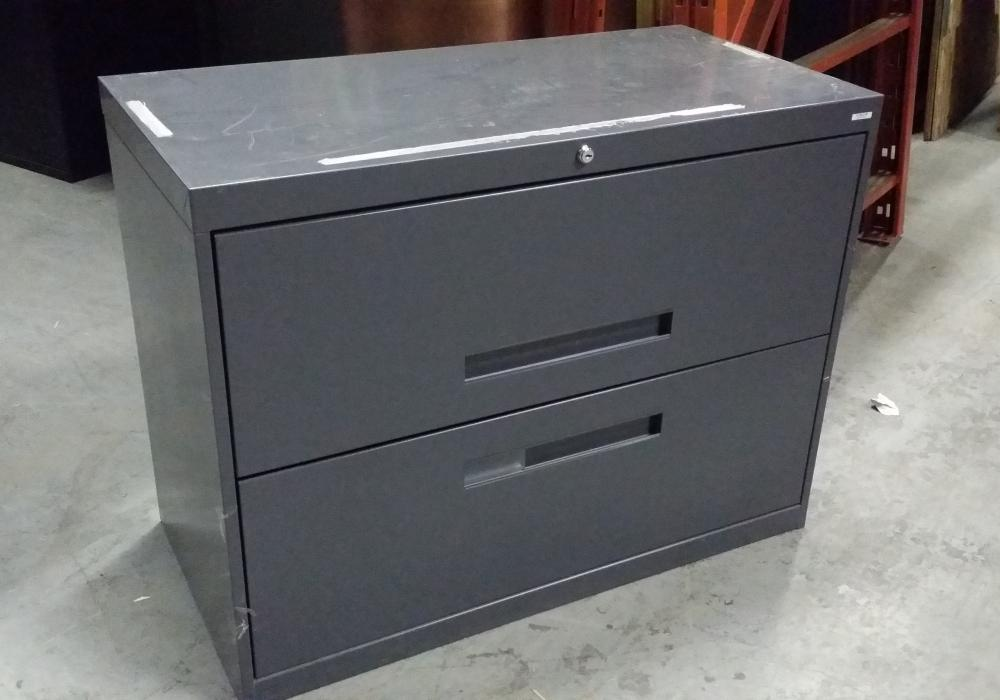 Cole 2 Drawer File Cabinet