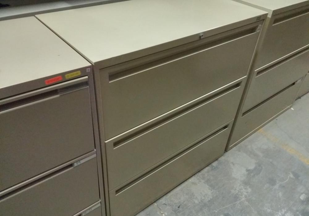 Office Specialty 3 Drawer Lateral Filing Cabinet Toronto