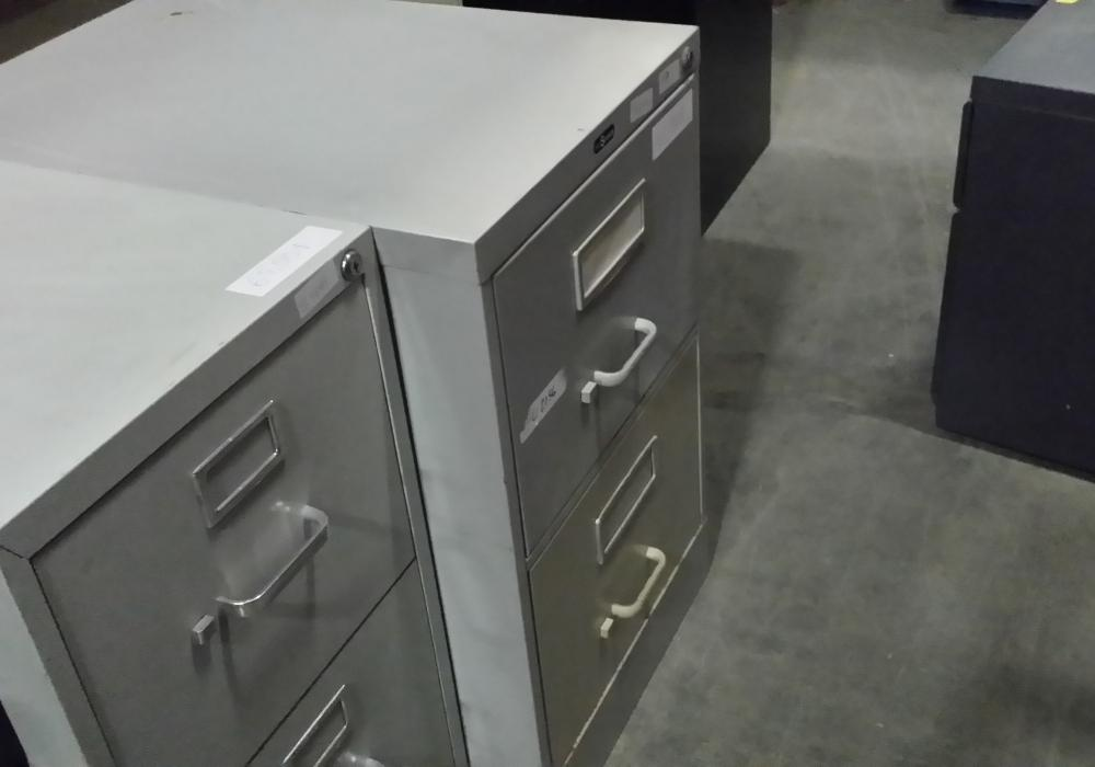 Pro Source 2 drawer vertical filing cabinet & Pro Source 2 Drawer Vertical Filing Cabinet - Toronto New u0026 Used ...