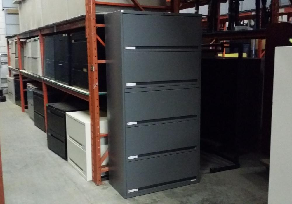 KI 5 Door Medical File Cabinet - Toronto New & Used Office ...