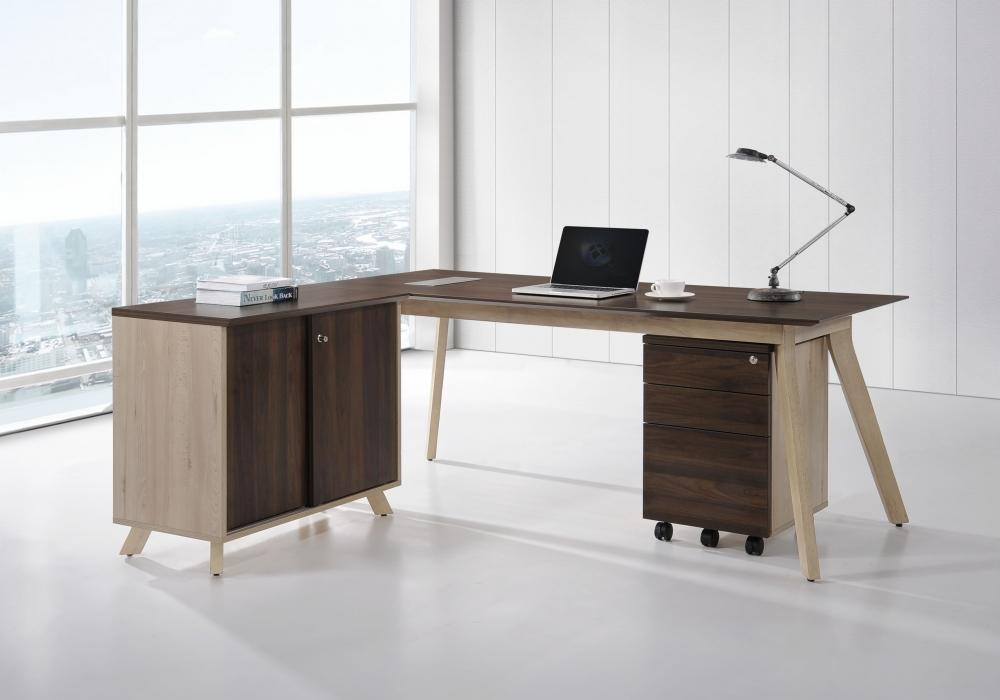 Modern Desk With Flip Cover Toronto New Used Office
