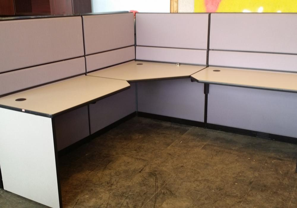 Teknion Cubicle Workstation - Toronto New & Used Office Furniture ...