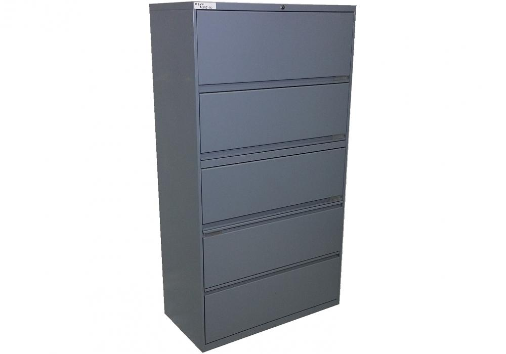 Office Specialty 5 Drawer Lateral Filing Cabinet - Toronto New ...