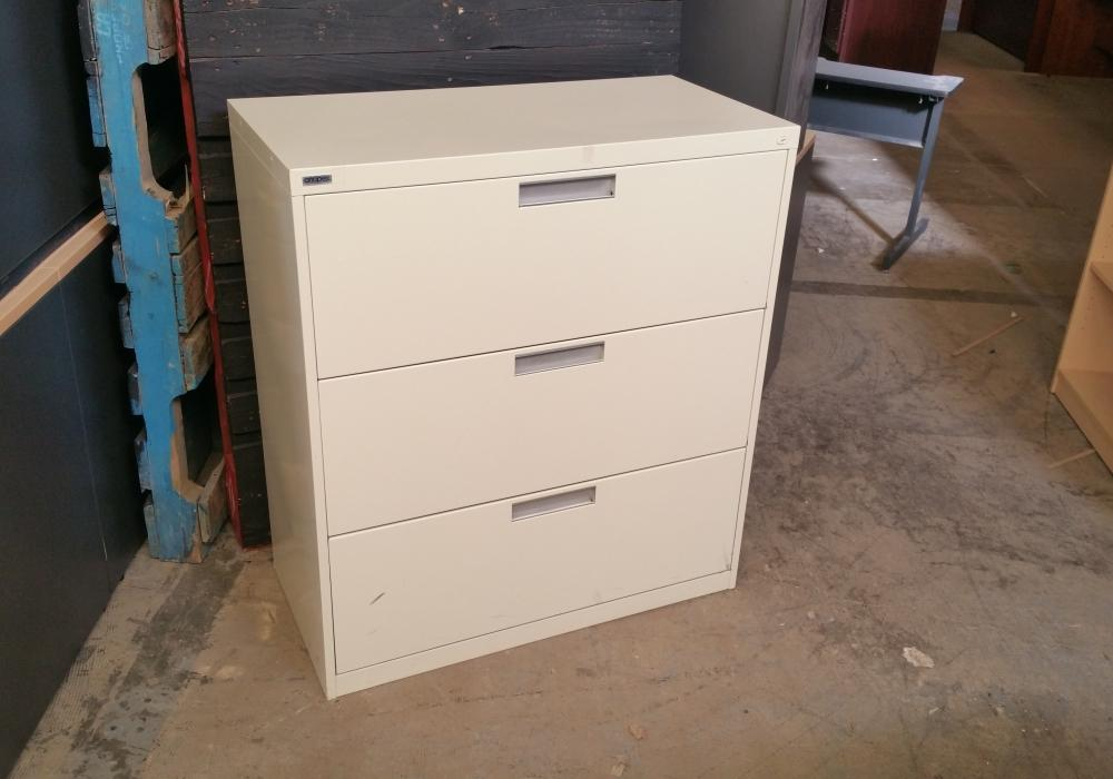 Artopex 3 Drawer Lateral File Cabinet - Toronto New & Used Office ...