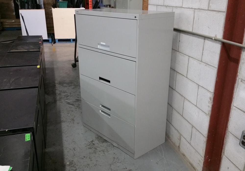 Artopex 4 Drawer Lateral File Cabinet - Toronto New & Used Office ...