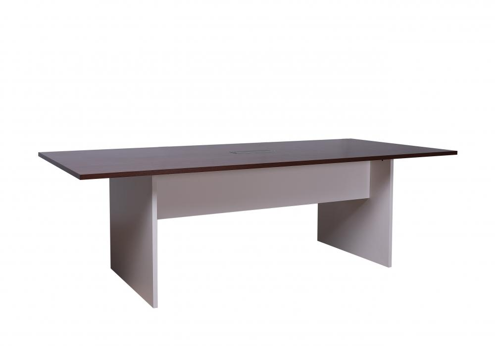 Contemporary 8ft Boardroom Table Toronto Office