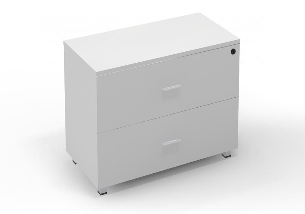 Modern 2 Drawer Lateral File Cabinet - Toronto New & Used Office ...