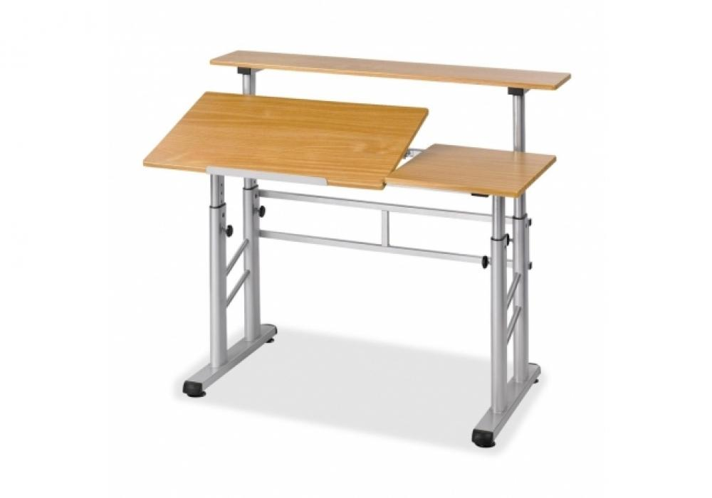 Safco Height-Adjustable Split Level Drafting Table - Safco Height-Adjustable Split Level Drafting Table - Toronto New
